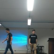 Bastidores - 1